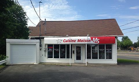 Cuisine Maison M&s | restaurant | 1930 Boulevard Mercure, Drummondville, QC J2B 3N9, Canada | 8198504191 OR +1 819-850-4191