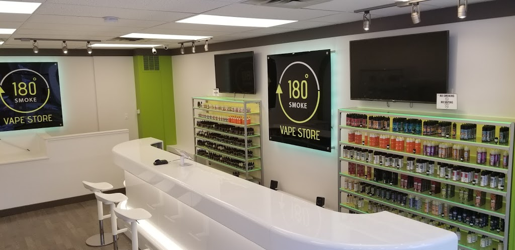 180 Smoke Vape Store | 1673 Bayview Ave, East York, ON M4G