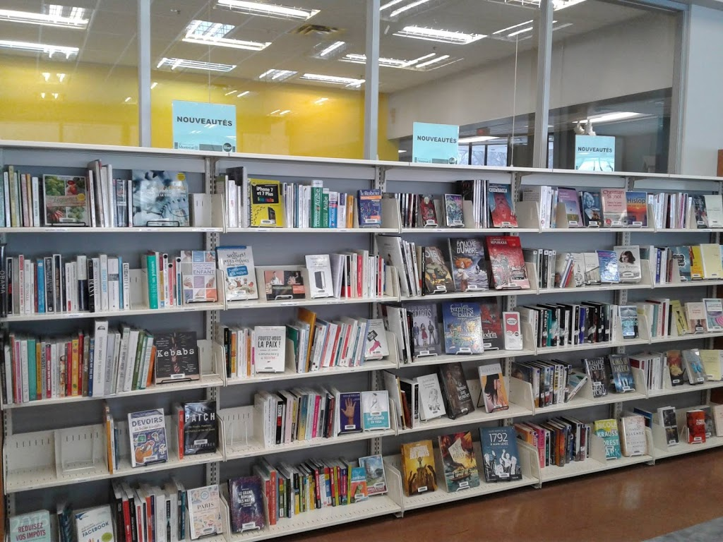 Cartierville Library   library   5900 Rue de Salaberry, Montréal, QC H4J 1J8, Canada   5148726989 OR +1 514-872-6989