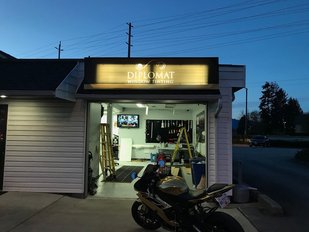 Diplomat Window Tinting | car repair | 12540 Harris Rd #105, Pitt Meadows, BC V3Y 2J4, Canada | 6047828468 OR +1 604-782-8468