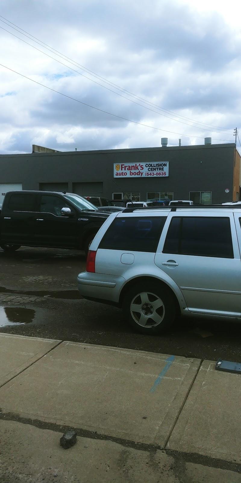 Franks Auto Body | car repair | 560 Rennie, Hamilton, ON L8H 3P5, Canada | 9055430835 OR +1 905-543-0835