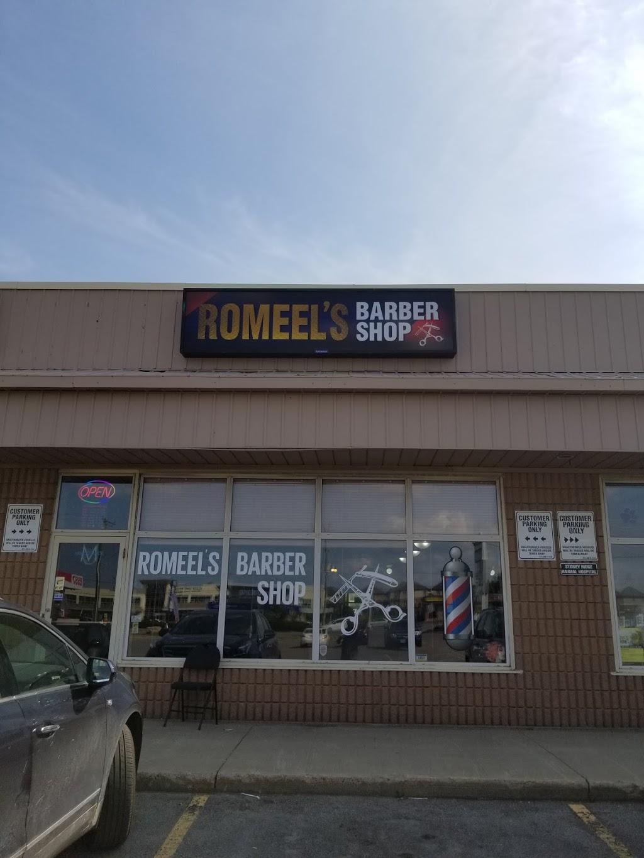 ROMEELS Barber Shop | hair care | 2200 Rymal Rd E, Hannon, ON L0R 1P0, Canada | 2896399663 OR +1 289-639-9663