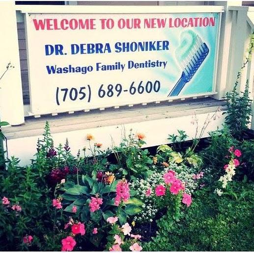 Dr. Debra Shoniker Family Dentistry | dentist | 8291 Simcoe County Rd 169, Washago, ON L0K 2B0, Canada | 7056896600 OR +1 705-689-6600