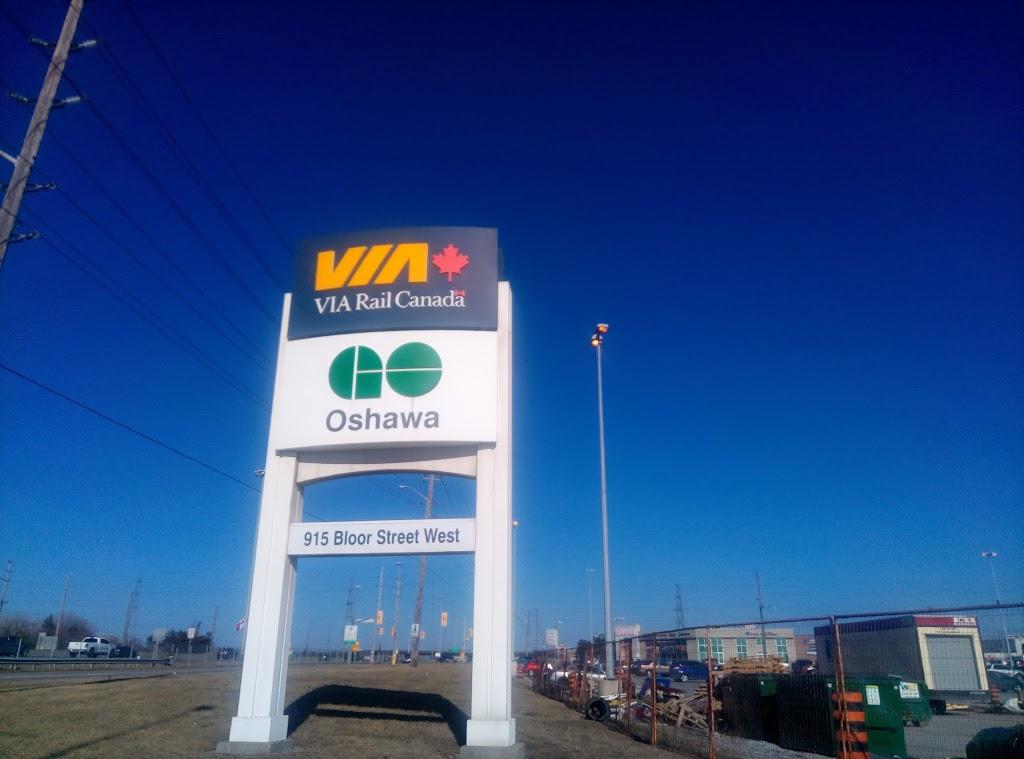 Via Rail Canada Inc | travel agency | 915 Bloor St W, Oshawa, ON L1J 5Y7, Canada | 9057236792 OR +1 905-723-6792