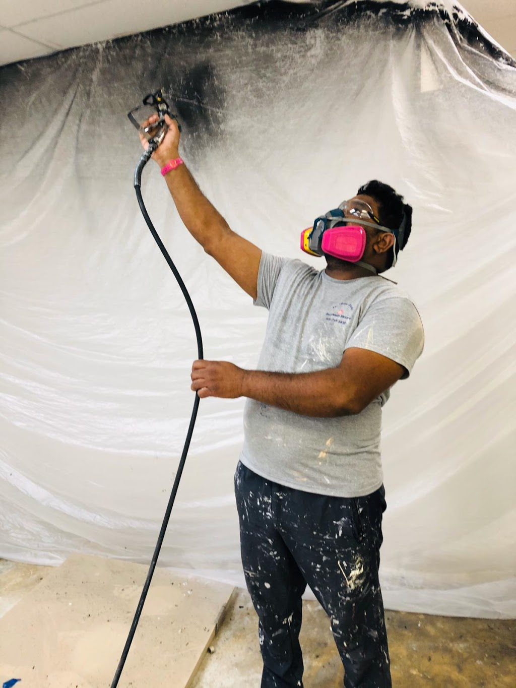 Dev Renovation & Painting | point of interest | 30 Ebby Ave, Brampton, ON L6Z 3S8, Canada | 6475275057 OR +1 647-527-5057