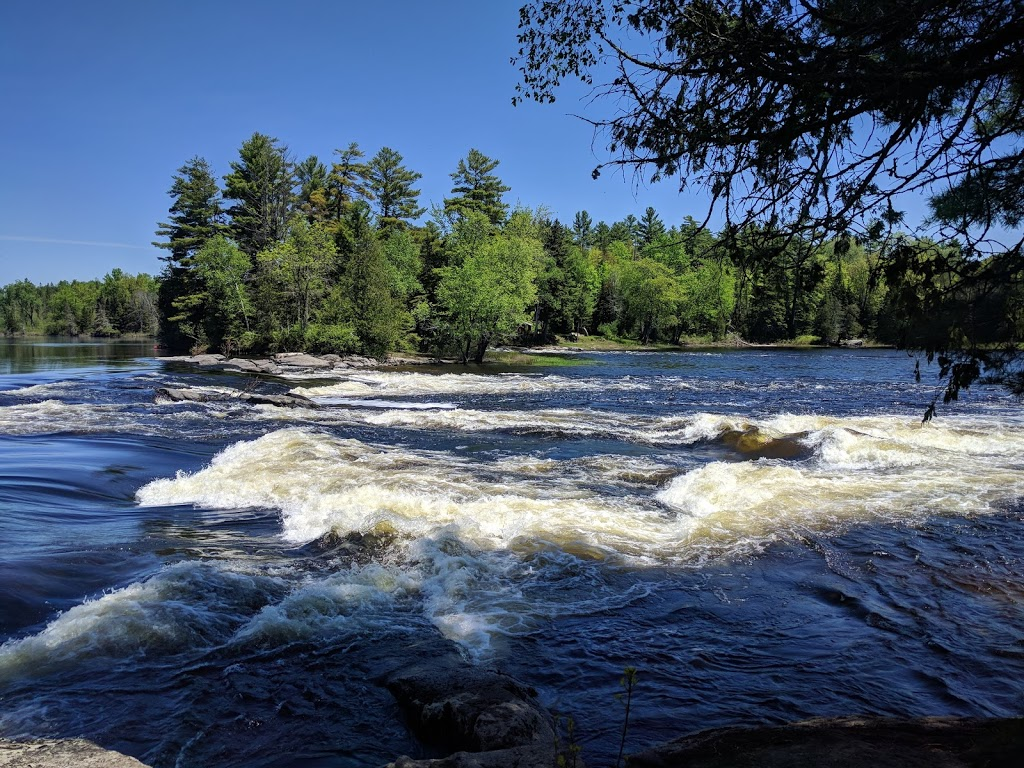 Lower Madawaska River Provincial Park | park | Quadeville, ON K0J 2G0, Canada | 6137572103 OR +1 613-757-2103