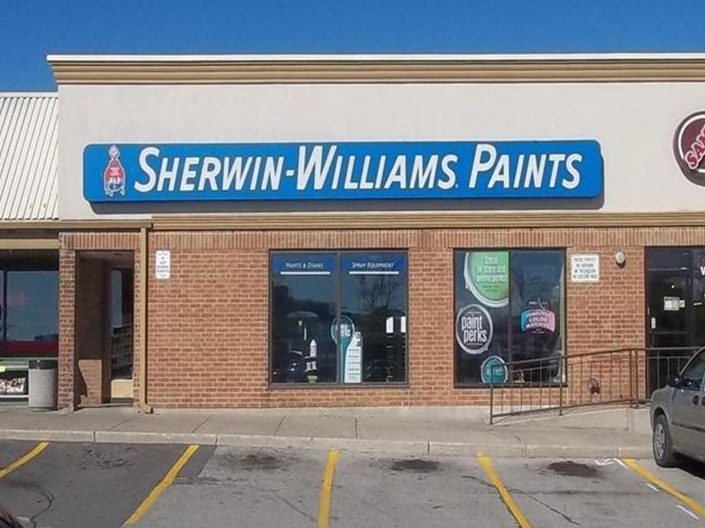 Sherwin-Williams Paint Store | home goods store | 6720 Meadowvale Town Centre Cir, Mississauga, ON L5N 4B7, Canada | 9052850222 OR +1 905-285-0222