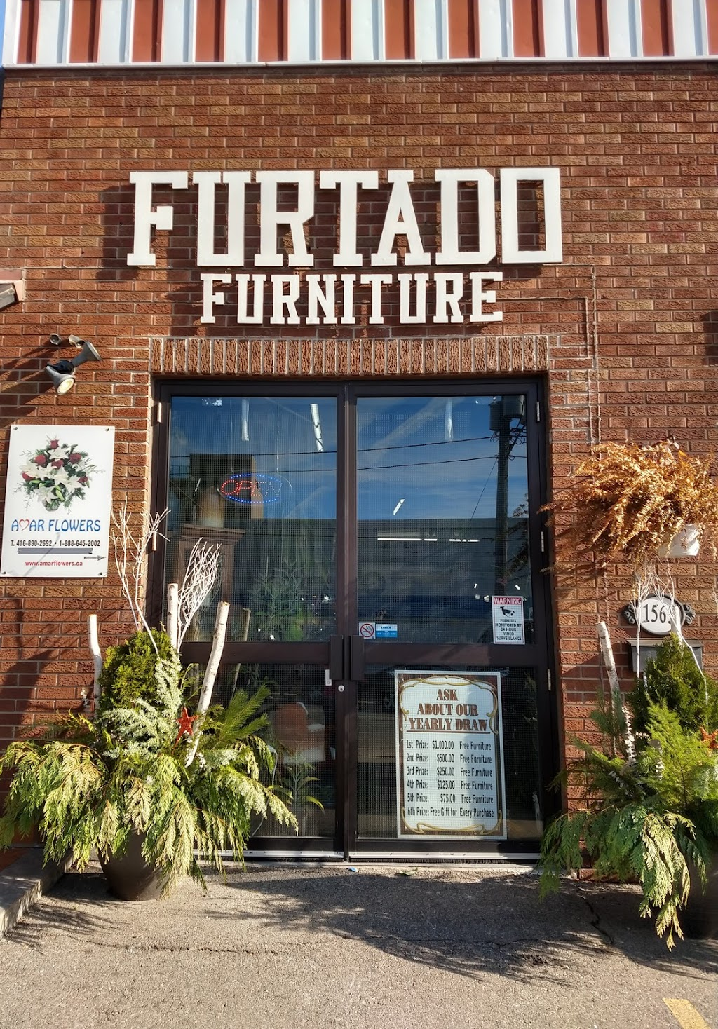 Furtado Furniture | furniture store | 1565 Keele St, York, ON M6N 3G1, Canada | 4166450180 OR +1 416-645-0180