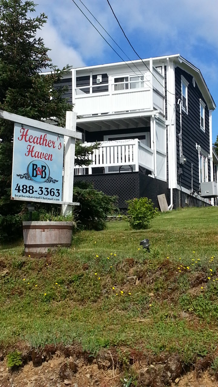 Heathers Haven Bed and Breakfast   lodging   Lance Cove Rd, Bell Island, NL A0A 1H0, Canada   7094883363 OR +1 709-488-3363