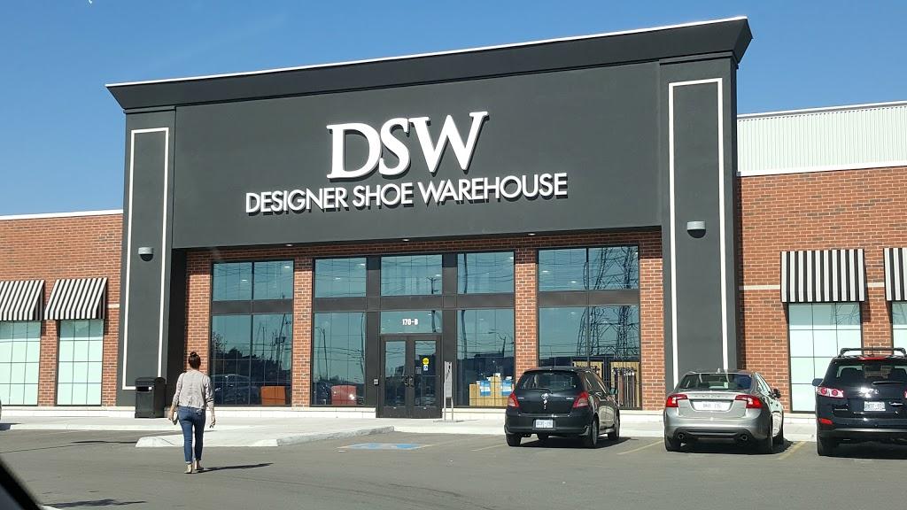 DSW Designer Shoe Warehouse, 170 N
