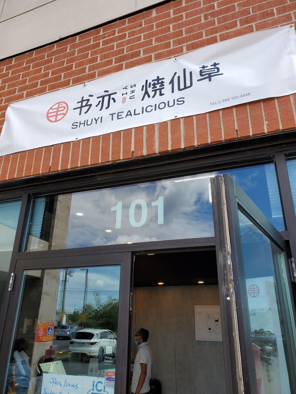 Shuyi Tealicious 书亦烧仙草(Brossard) | cafe | 7209 Boulevard Taschereau #101, Brossard, QC J4Y 1A1, Canada | 5149618886 OR +1 514-961-8886