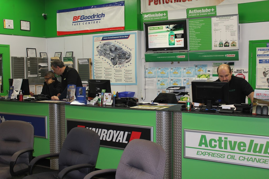 Active Green+Ross Tire & Automotive Centre | car repair | Limeridge Mall, 999 Upper Wentworth St, Hamilton, ON L9A 4W5, Canada | 9055750084 OR +1 905-575-0084