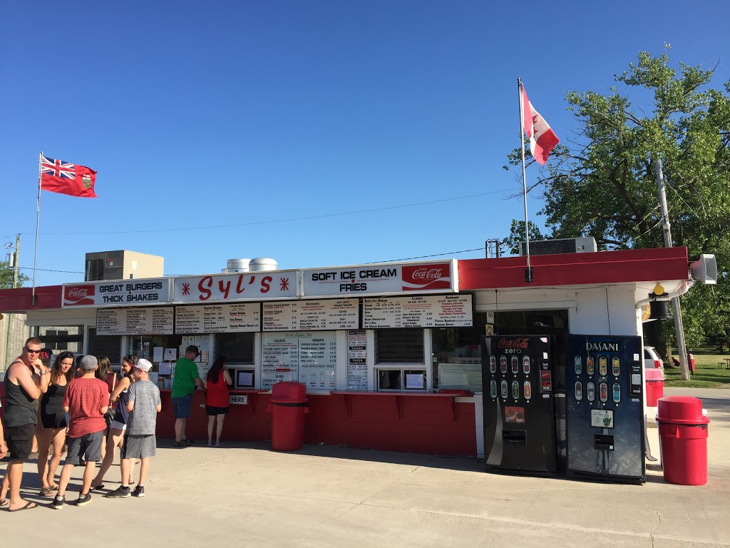 Syls Drive Inn | restaurant | 132 4 Ave SE, Carman, MB R0G 0J0, Canada | 2047452432 OR +1 204-745-2432