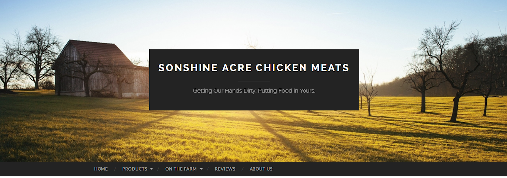 Sonshine Acre Chicken Meats | store | 21779 Vanneck Rd, Arva, ON N0M 1C0, Canada | 5196717891 OR +1 519-671-7891