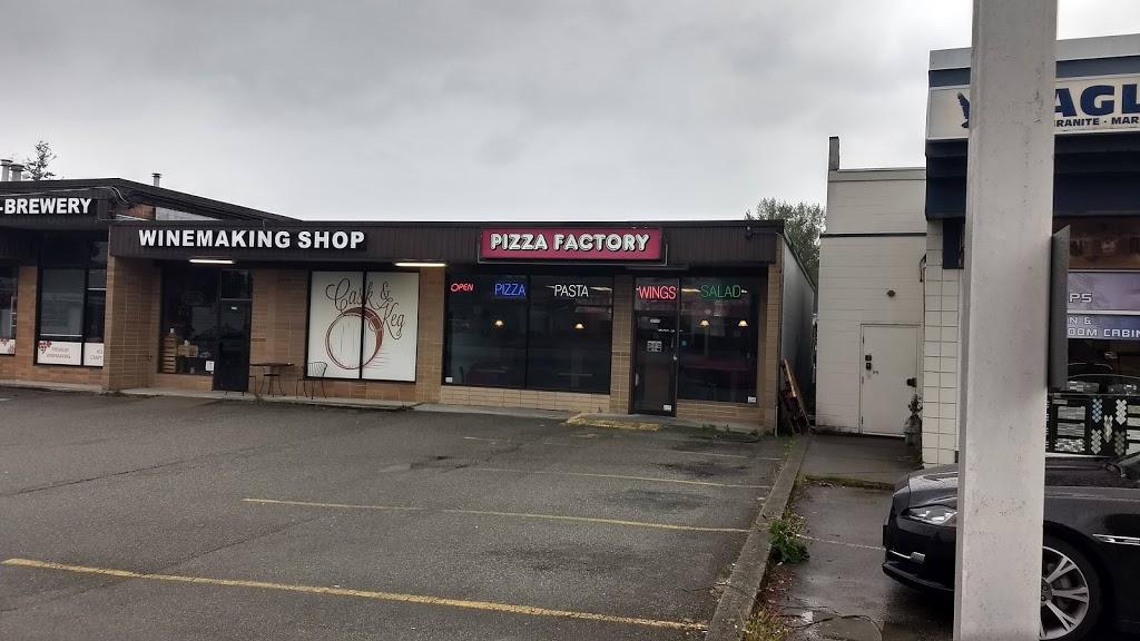 Pizza Factory | restaurant | 20769 Lougheed Hwy, Maple Ridge, BC V2X 2R2, Canada | 6044666060 OR +1 604-466-6060