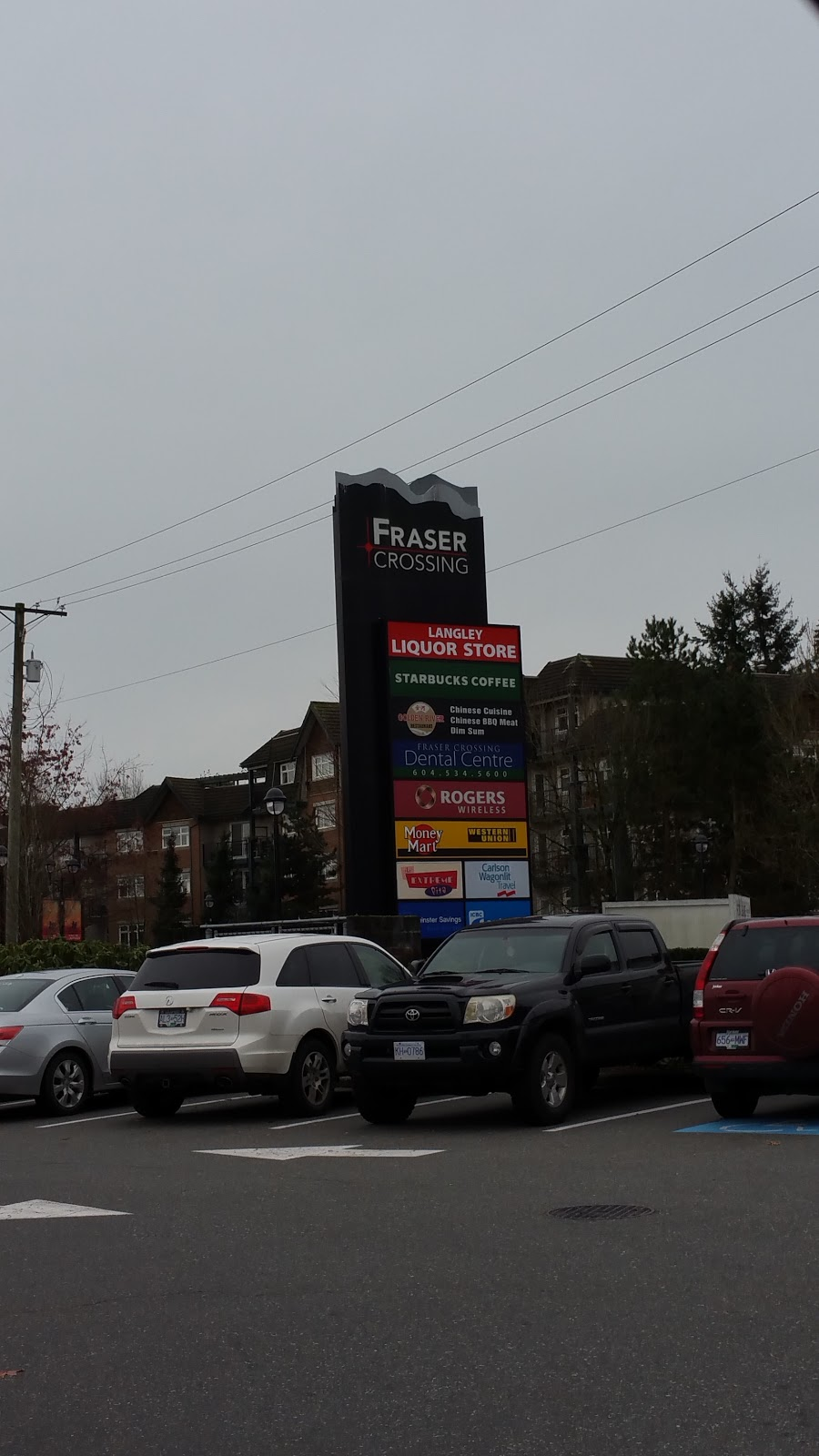Fraser Crossing | dentist | 20811 Fraser Hwy, Langley City, BC V3A 4G7, Canada | 6045345600 OR +1 604-534-5600