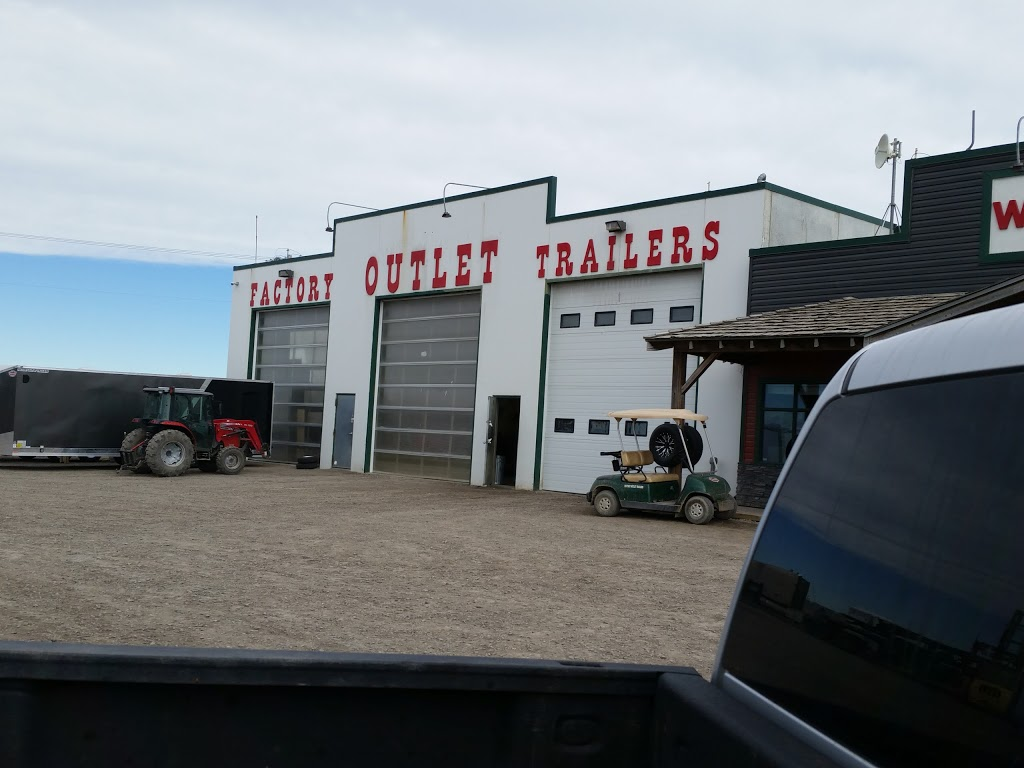 Factory Outlet Trailers Inc | car repair | 80010 475th Avenue, High River, AB T1V 1M2, Canada | 8884556497 OR +1 888-455-6497