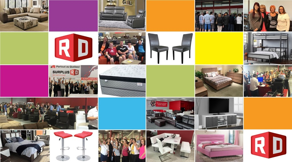 Surplus RD - Saint-Bruno | furniture store | 800 Rue de lÉtang, Saint-Bruno-de-Montarville, QC J3V 6K8, Canada | 4504820591 OR +1 450-482-0591
