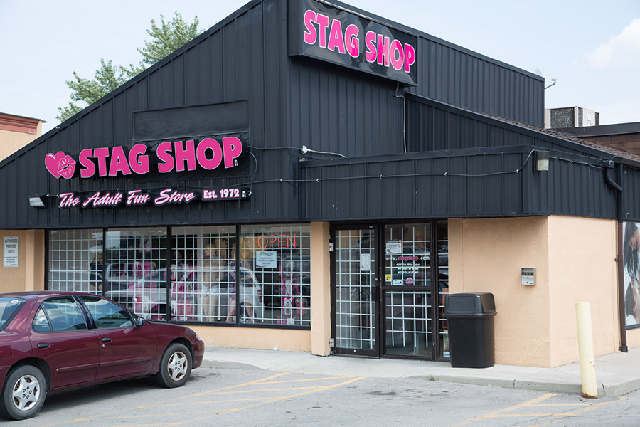 Stag Shop | clothing store | 58 Centennial Pkwy N, Hamilton, ON L8E 1H6, Canada | 9055734242 OR +1 905-573-4242