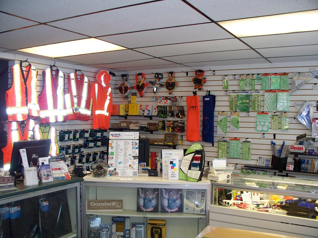 Huron Reprographics | store | 271 Devine St, Sarnia, ON N7T 1T4, Canada | 5193447879 OR +1 519-344-7879