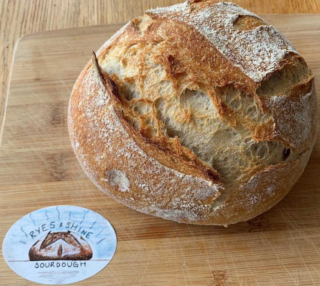 Ryes and Shine Sourdough | point of interest | 15 Cassino Ave, Guelph, ON N1E 7E3, Canada | 5198231389 OR +1 519-823-1389