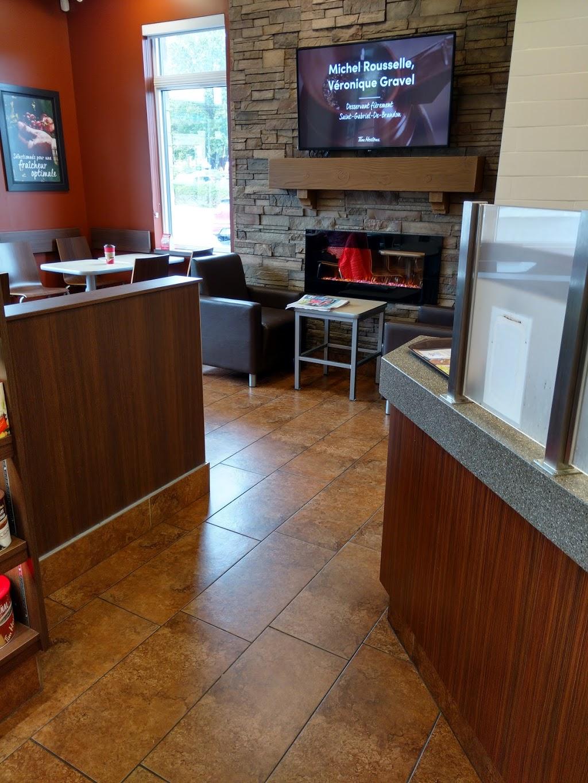 Tim Hortons | cafe | 141 Rue Saint Gabriel, Saint-Gabriel-de-Brandon, QC J0K 2N0, Canada | 4508358418 OR +1 450-835-8418