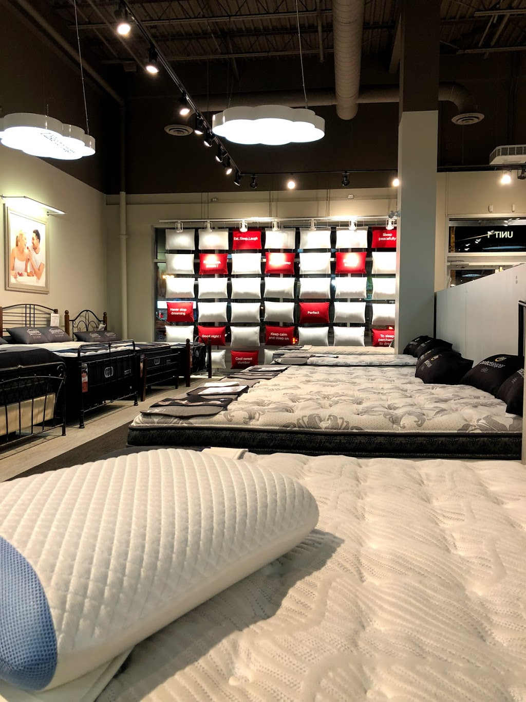 Sleep Country | furniture store | 1278 The Queensway, Etobicoke, ON M8Z 1S3, Canada | 4165032211 OR +1 416-503-2211