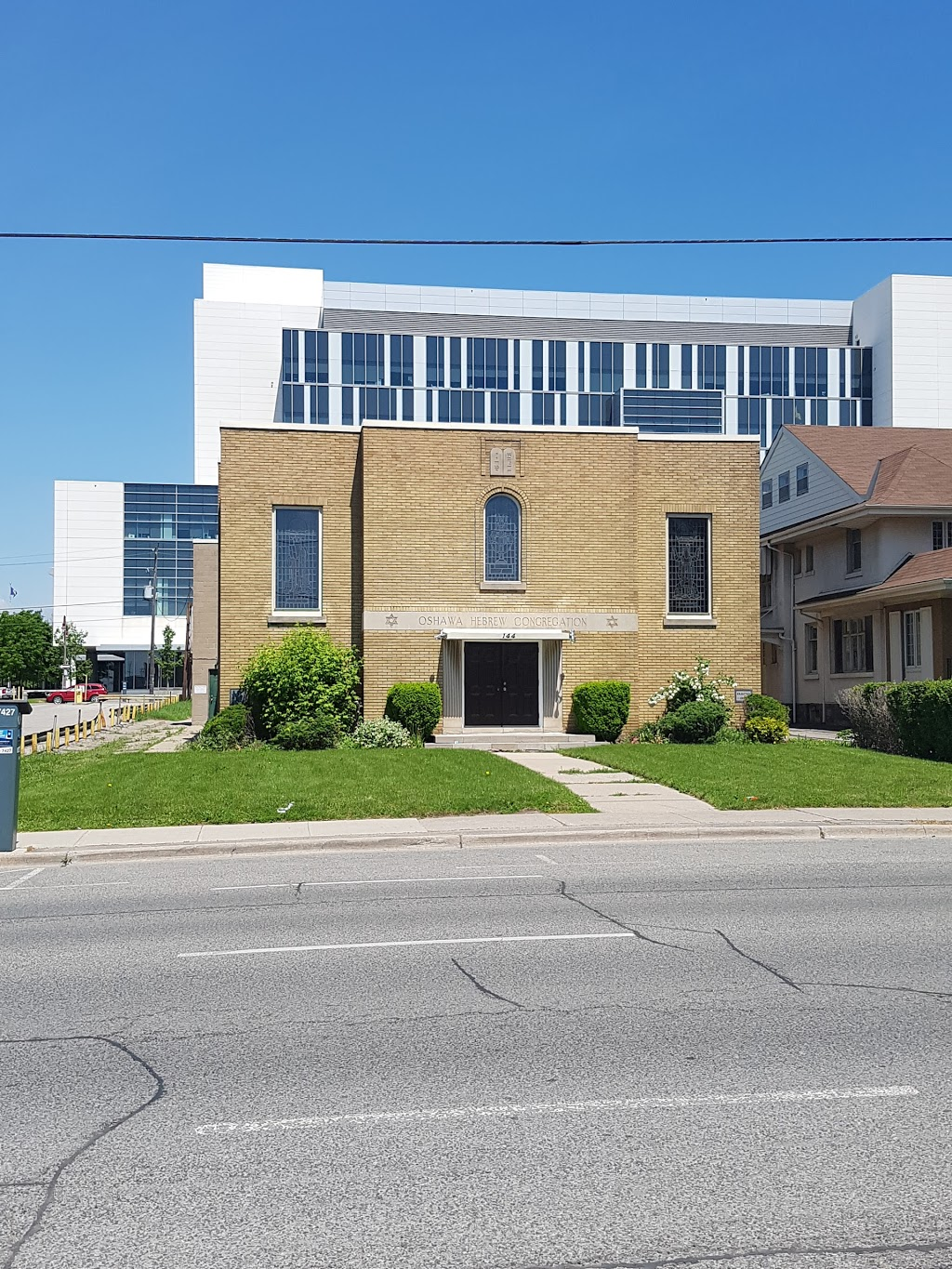Beth Zion Congregation | synagogue | 144 King St E, Oshawa, ON L1H 1B6, Canada | 9057232353 OR +1 905-723-2353