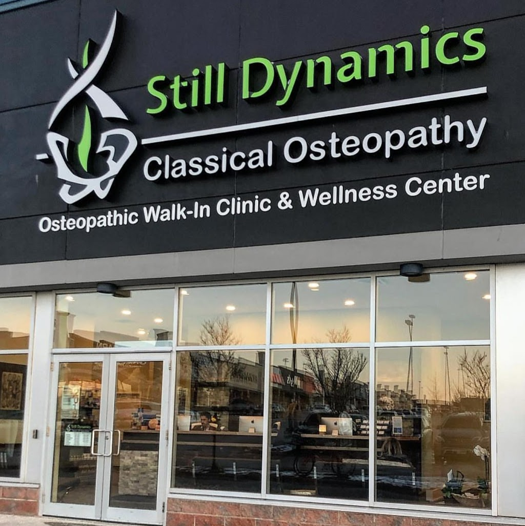 Still Dynamics Classical Osteopathy & Wellness Center | health | 3505 Wyecroft Rd Unit 12, Oakville, ON L6L 0B6, Canada | 9054645257 OR +1 905-464-5257
