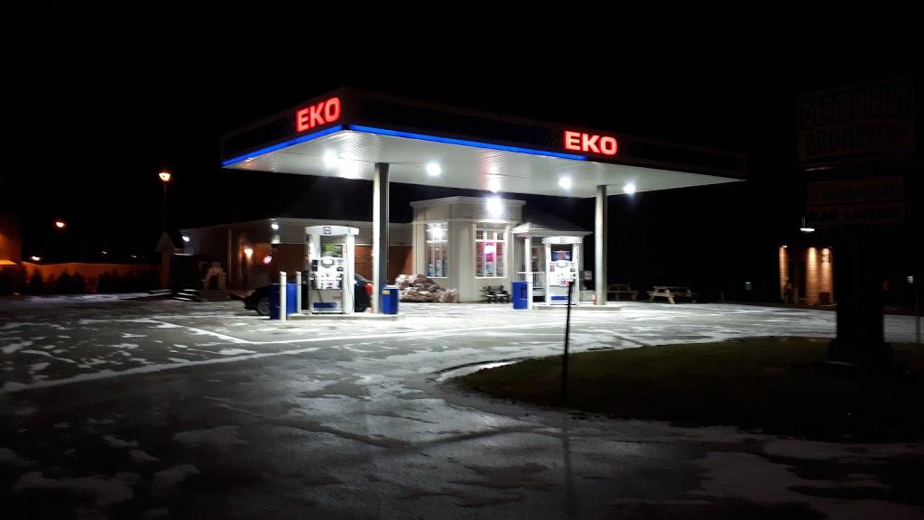 EKO   convenience store   245 Rue Laval, Sherbrooke, QC J1C 0A2, Canada   8198462203 OR +1 819-846-2203