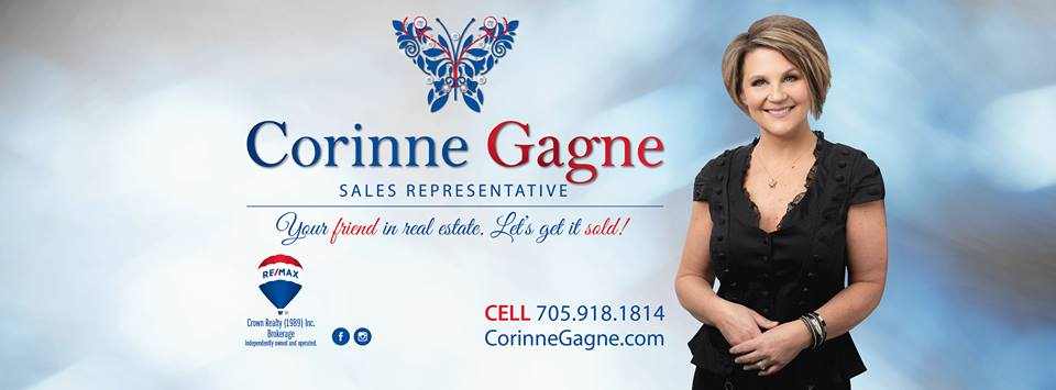 Corinne Gagne - Remax Crown Realty (1989) Inc. Brokerage | real estate agency | 1349 Lasalle Blvd Suite 208, Sudbury, ON P3A 1Z2, Canada | 7059181814 OR +1 705-918-1814