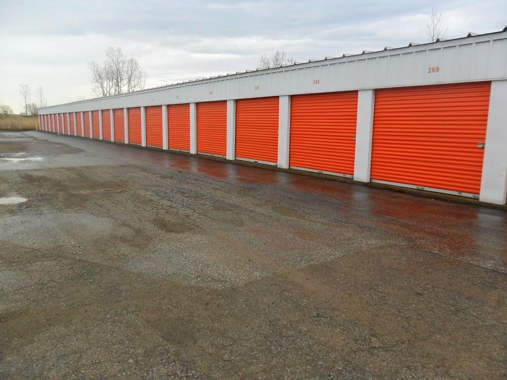 Campbell Street Mini Storage | storage | 489 Campbell St, Sarnia, ON N7T 2J1, Canada | 5193378448 OR +1 519-337-8448