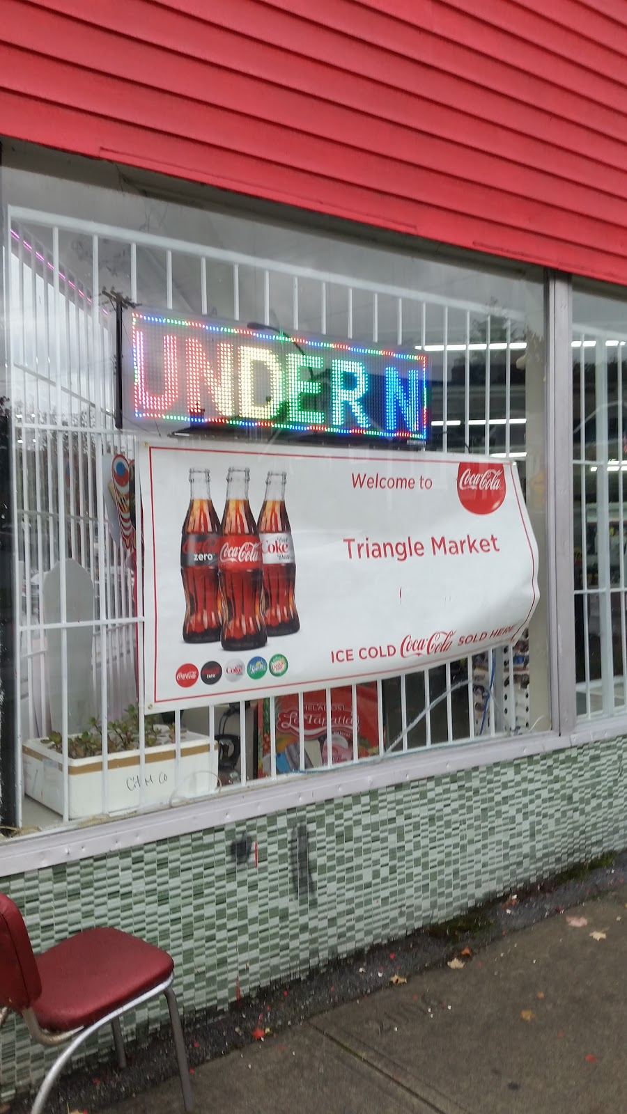 Triangle Market | convenience store | 1310 Kingsway, Vancouver, BC V5V 3E4, Canada | 6045681255 OR +1 604-568-1255
