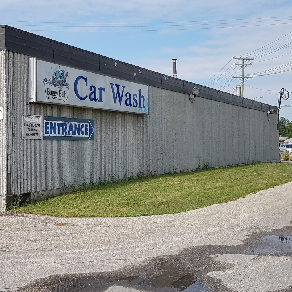 Buggy Bath | car wash | 1560 Taylor Ave, Winnipeg, MB R3N 2A7, Canada | 2044894718 OR +1 204-489-4718
