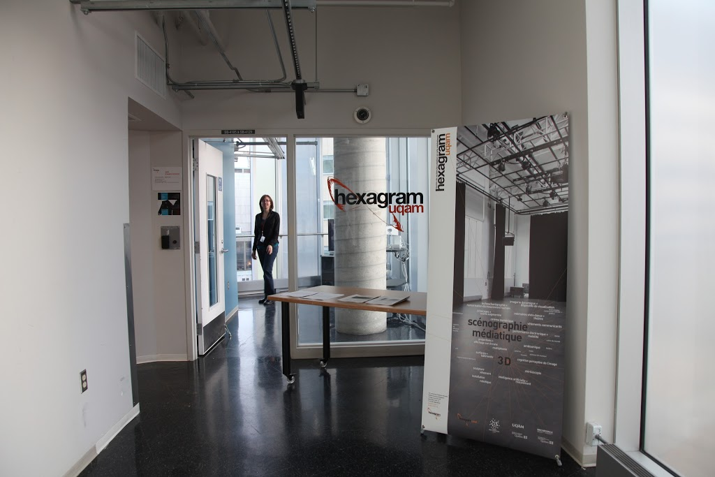 Hexagram-UQAM | school | Pavillon des Sciences biologiques (SB), 141 Avenue du Président-Kennedy, Montréal, QC H2X 1Y4, Canada | 57498730002929 OR +1 574-987-3000 ext. 2929