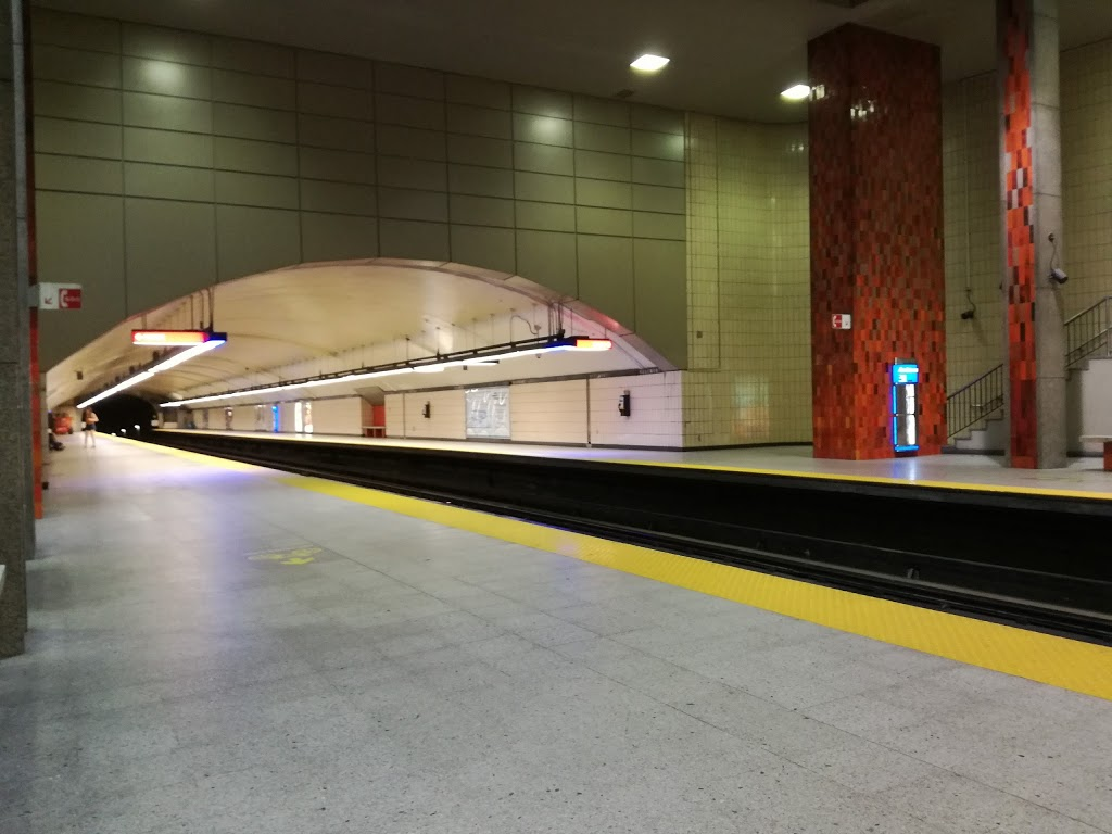 Rosemont Station | subway station | Montreal, QC H2S 1Z3, Canada