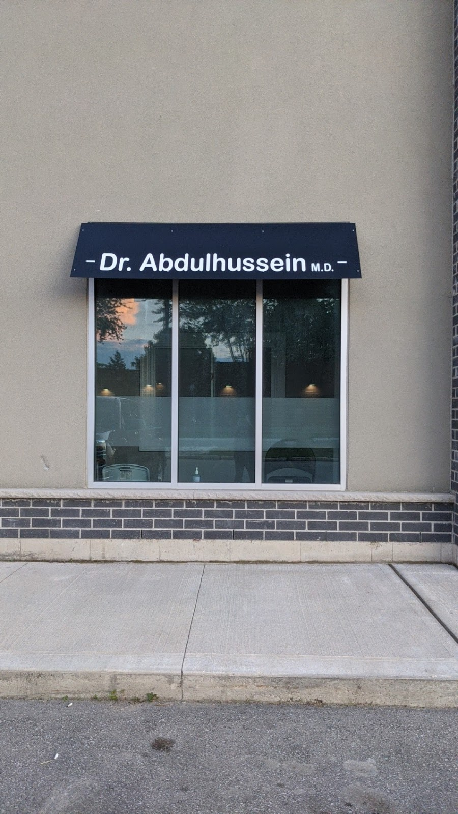 Dr. A Abdulhussein | doctor | 300 Main St, Woodstock, ON N4S 1T3, Canada | 5192905080 OR +1 519-290-5080