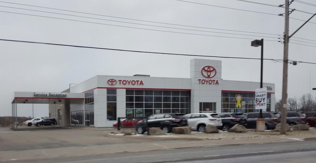 Bills Toyota Sales | car dealer | 925 Garrison Rd, Fort Erie, ON L2A 1N6, Canada | 9058717417 OR +1 905-871-7417