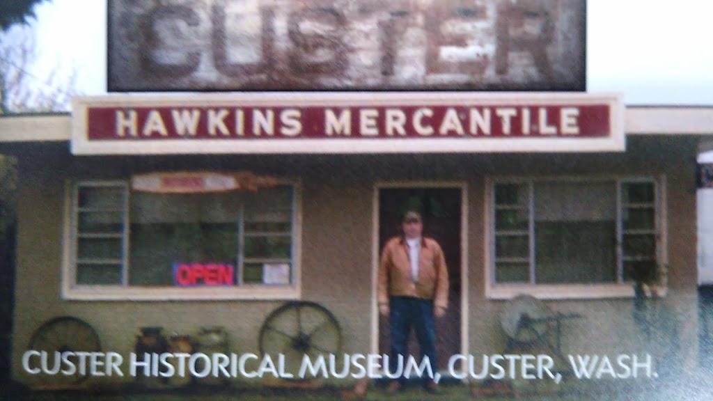 Custer Historical Museum   museum   7590 Custer School Rd, Custer, WA 98240, USA   3602249364 OR +1 360-224-9364