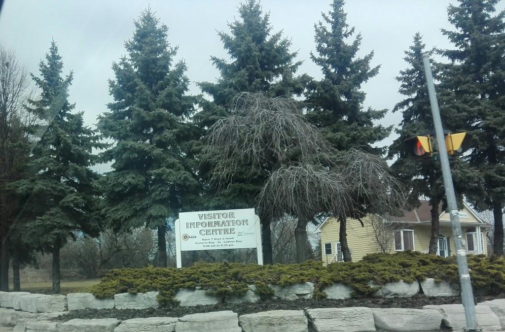 Oshawa Visitor Information Centre | travel agency | 2 Bloor St E, Oshawa, ON L1H 8S9, Canada | 9057254523 OR +1 905-725-4523