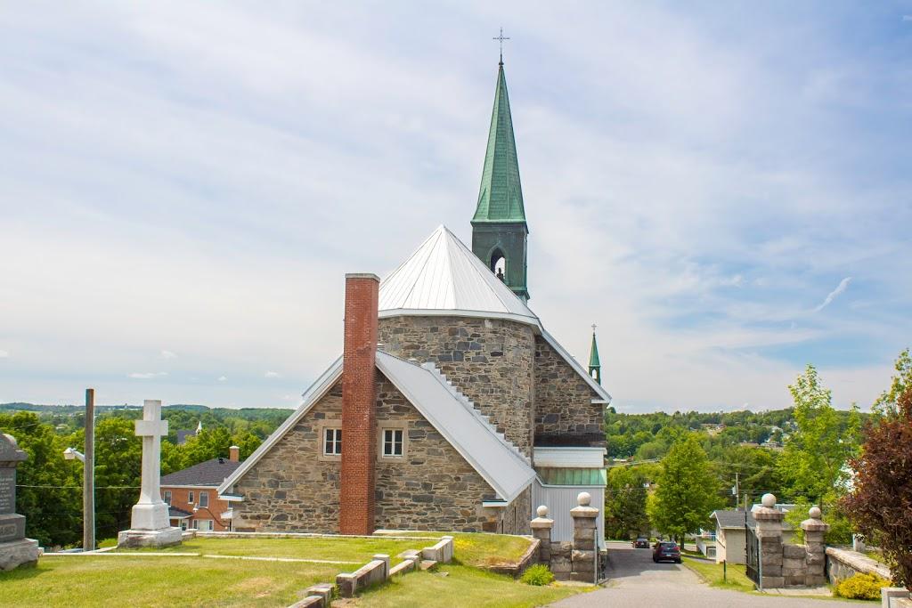Église Saint-Edmond | church | 295 Rue Saint-Jacques N, Coaticook, QC J1A 1H6, Canada | 8198493645 OR +1 819-849-3645
