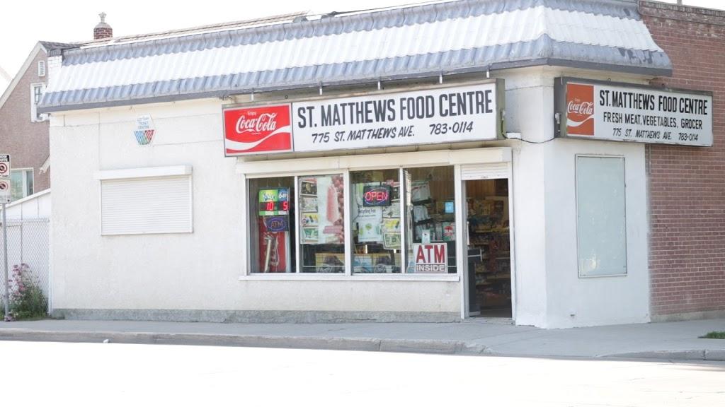 St Matthews Food Centre | store | 775 St Matthews Avenue, Winnipeg, MB R3G 0H6, Canada | 2047830114 OR +1 204-783-0114