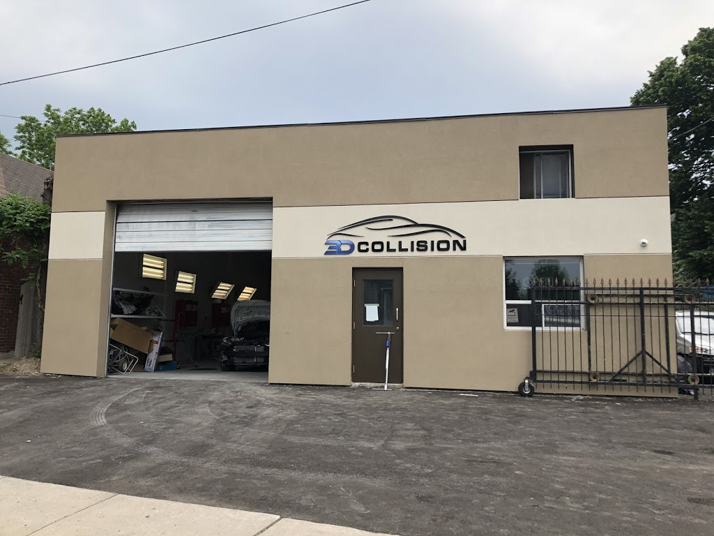 3D Collision (Hamilton) | car repair | 207 Beach Rd, Hamilton, ON L8L 4A8, Canada | 9055784397 OR +1 905-578-4397