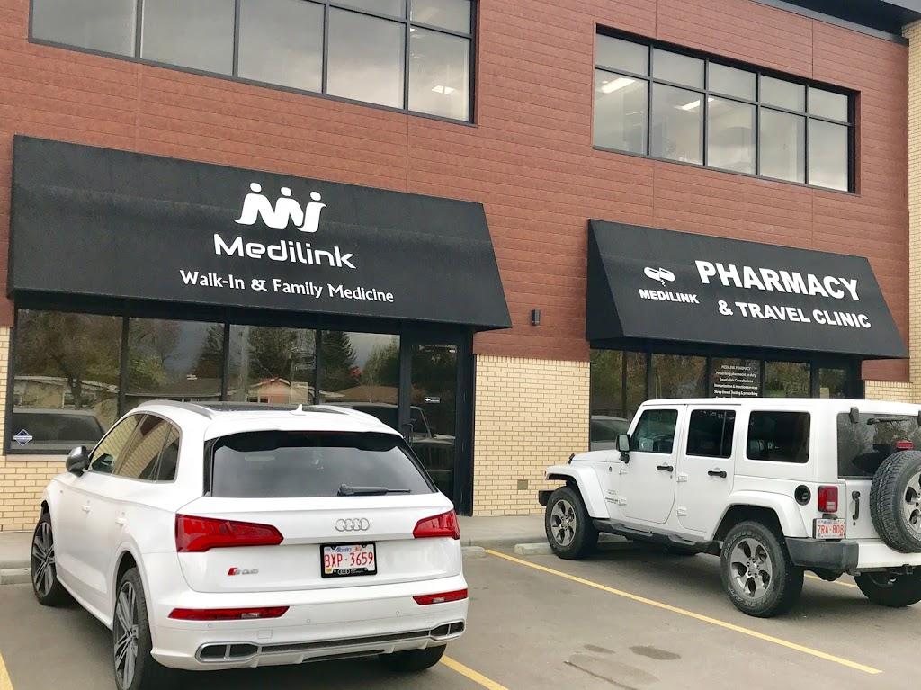 Medilink Medical Centre | health | 9825 Fairmount Dr SE #125, Calgary, AB T2J 0R9, Canada | 4034520702 OR +1 403-452-0702