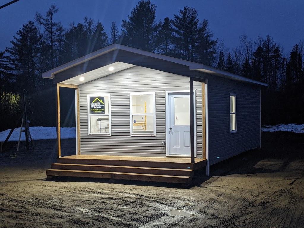 Bernards Construction | point of interest | 70 Micmac Rd, Strathadam, NB E1V 4G7, Canada | 5064715993 OR +1 506-471-5993