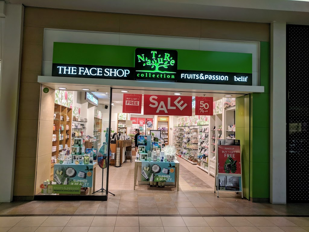 The Face Shop | store | Fairview Park Mall, Nature Collection, 2960 Kingsway Dr, Kitchener, ON N2C 1X1, Canada | 5198961542 OR +1 519-896-1542