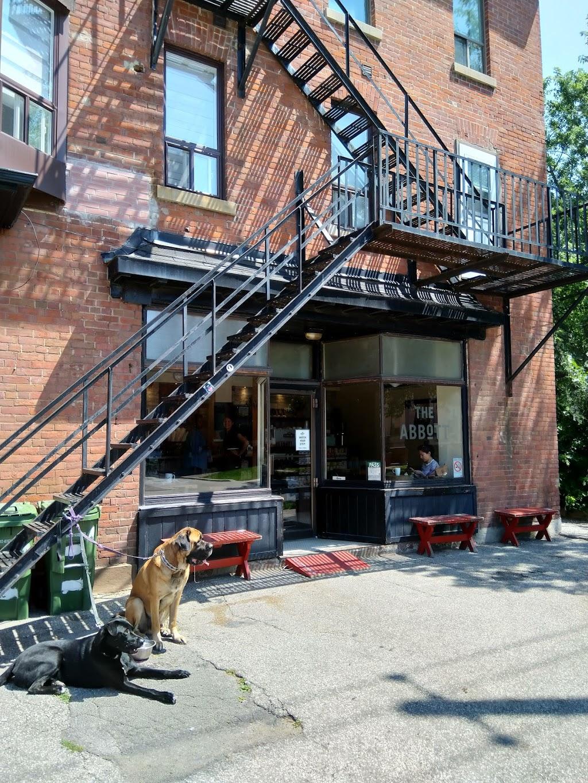 The Abbott | cafe | 99 Spencer Ave, Toronto, ON M6K 1G6, Canada | 4168763855 OR +1 416-876-3855