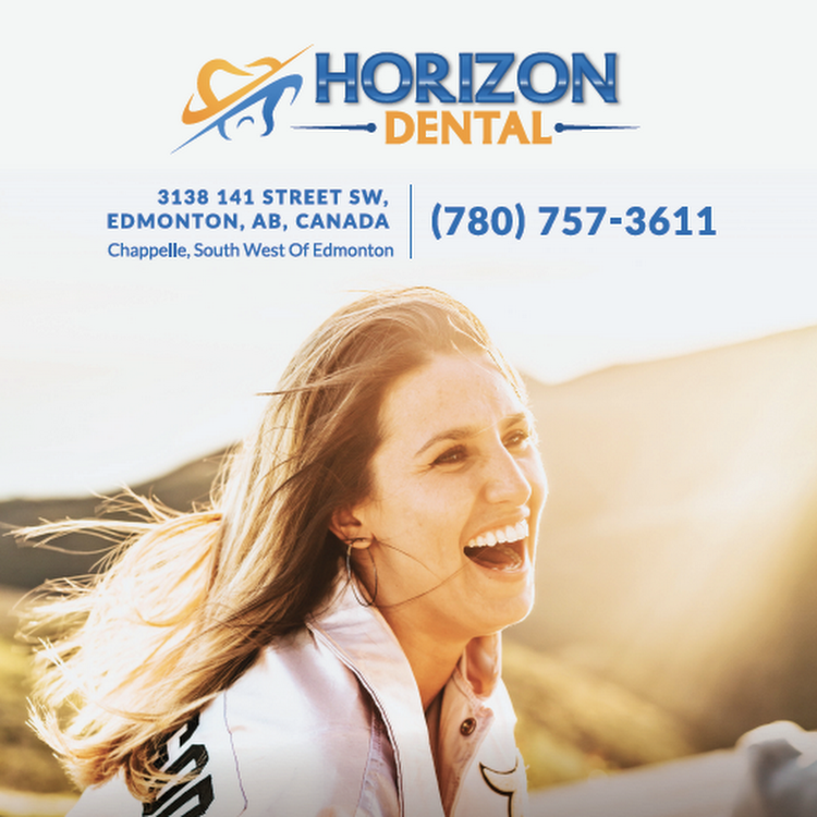 Horizon Dental - Dr. Aws Naeem | dentist | 3138 141 St SW, Edmonton, AB T6W 4B5, Canada | 7807573611 OR +1 780-757-3611