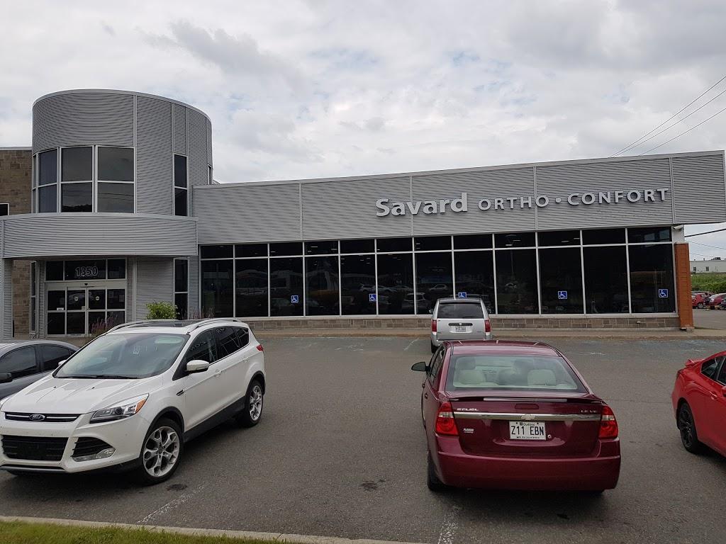 Savard Ortho Confort Inc | shoe store | 1350 Rue Cyrille-Duquet, Québec, QC G1N 2E5, Canada | 8004636436 OR +1 800-463-6436