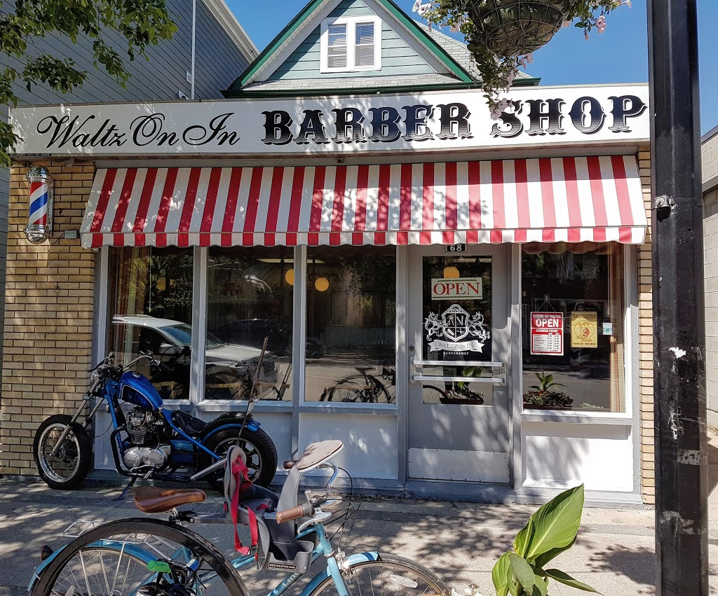 Waltz On In Barber Shop | hair care | 68 Sherbrook Street, Winnipeg, MB R3C 2B3, Canada | 2049990417 OR +1 204-999-0417